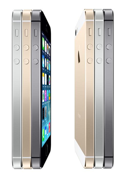 iPhone 5s en recarga iTunes